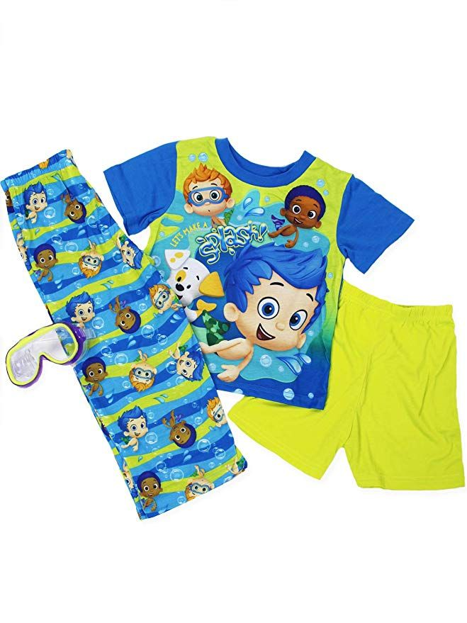 96ec150c98 This toddler boy s Yankee Toy Box exclusive pajama set includes a soft short  sleeve t-shirt