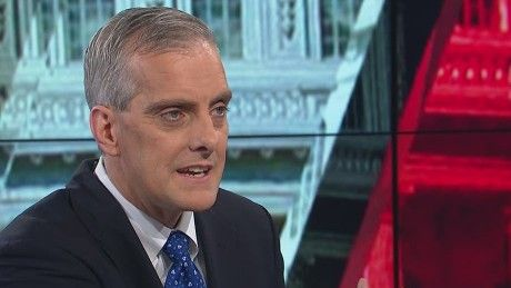 White House Chief of Staff Denis McDonough says the United States shouldn't wade into Israeli politics -- even if the country's prime minister, Benjamin Netanyahu, plans to weigh in on American policies.