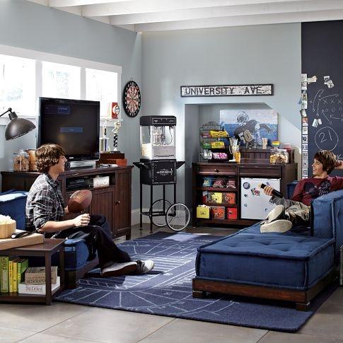 best 25 teen lounge ideas on pinterest teen hangout. Black Bedroom Furniture Sets. Home Design Ideas