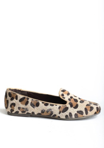 Leopard print loafers.. I need these!