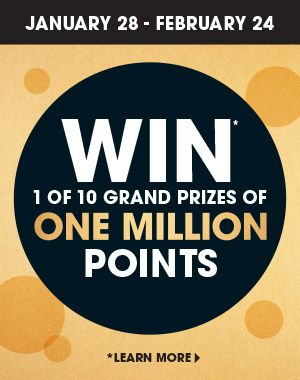 Shoppers Drug Mart - Contest only open for 8 more days….Good Luck…go to http://millionaire.shoppersdrugmart.ca/ref/s/e108512377