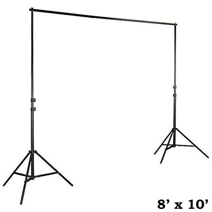 8ft x10ft Heavy Duty Pipe and Drape Kit Wedding Photography Backdrop Stand | Home & Garden, Wedding Supplies, Venue Decorations | eBay!