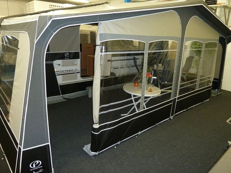 Tents That Connect To Horse Trailer Or Rv At Www
