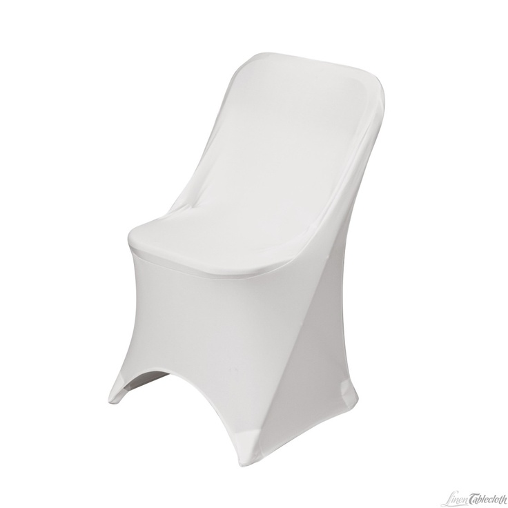 stretch folding chair cover white for only 299 at http