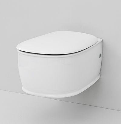 AZULEY, The.Artceram collection  design Meneghello Paolelli Associati. Wall- hung wc