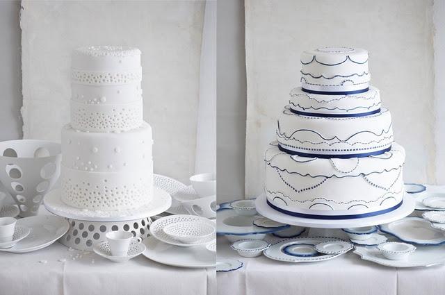 Porcelain inspired brilliance: Beauty Cakes, Porcelain Weddingcak, Cakes Creative, Dietlind Wolf, So Pretty, Photographers Propstylist, Wolves, Cakes Design, White Cakes