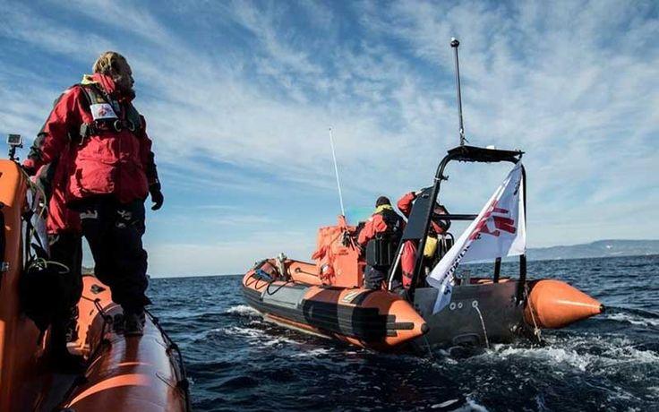 Γιατροί Χωρίς Σύνορα: τέλος οι επιχειρήσεις έρευνας και διάσωσης στη Μεσόγειο: «Δεν είναι δική μας δουλειά»