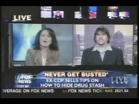 Watch Barry Cooper be swarmed by fox morons on Fox News Live desk. NeverGetBusted.com