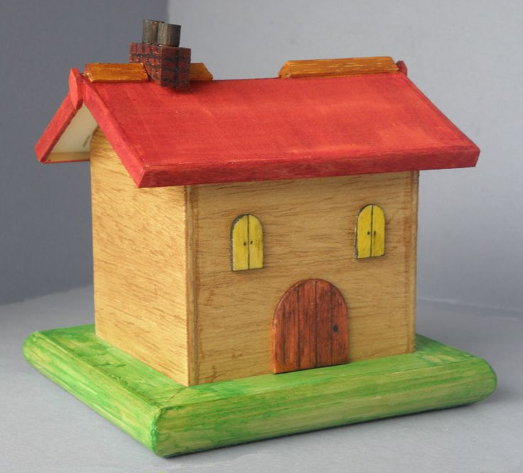This Puzzle Money Box has four steps to open to access the money inside. Designed & Built by Will Ware