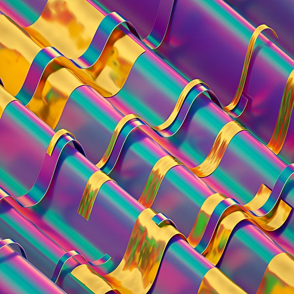 Rainbow Paper Series #04