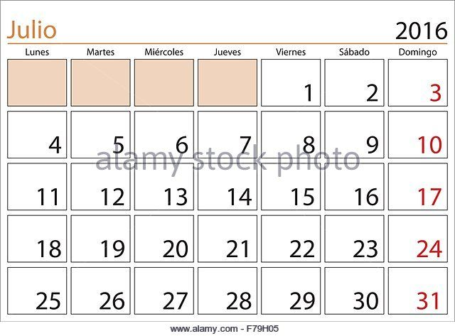 Calendario lunar julio 2016 july calendar printable for Cambio lunar julio 2016