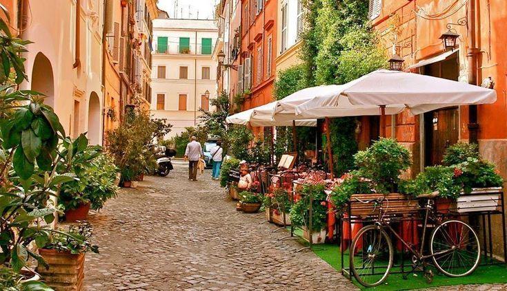 #trastevere #roma #italia #italy Viajes, vuelos, hoteles, alojamientos, vacaciones,  ocio, ofertas de vuelo, ofertas de hoteles, ofertas de viajes, vuelos baratos #ofertasdeviajes #ofertasdevuelos