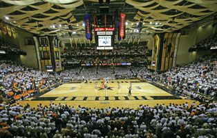 Check out the Vanderbilt Official Athletic Site for the Men's Basketball schedule this winter. Go Dores!