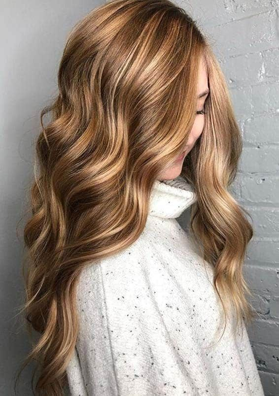Awesome Red Hair Color Trends For Long Hair In 2020 Dyed Blonde