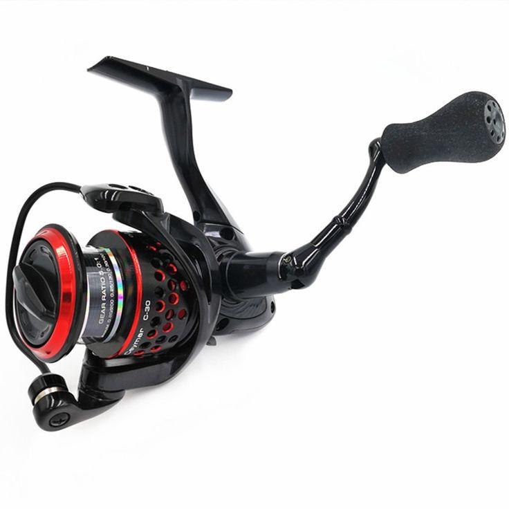 62.39$  Watch now - http://aliwmd.shopchina.info/go.php?t=32801670314 - OKUMA Ceymar 5.0:1 gear ratio Spinning Fishing reel coil 8BB Saltwater Fishing wheel Waterproof design Freshwater Reels Coil 62.39$ #buyonlinewebsite