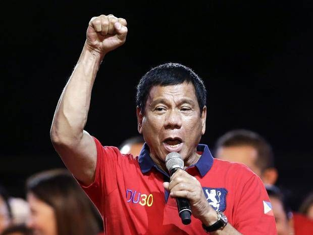 "A former death squad member has claimed the President of the Philippines ordered his group to murder criminals, Muslims and political opponents during his time as mayor of Davao city. Rodrigo Duterte was nicknamed ""The Punisher"" because of his violent rhetoric and alleged links to vigilante gangs but has denied any role in extra-judicial killings."