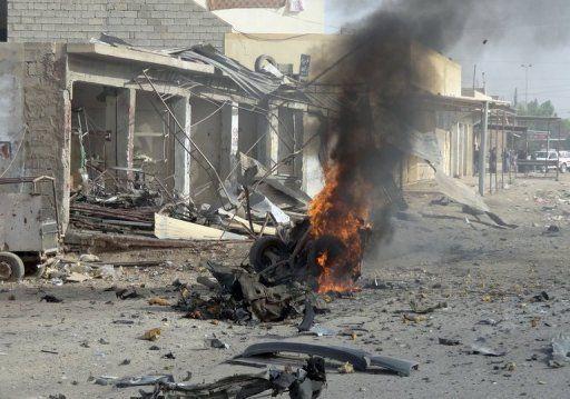 Ola de atentados en Irak deja al menos 49 muertos