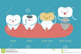Resultado de imagen para diente dibujo amor