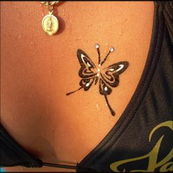 Butterfly tattoo #butterfly #tattoos