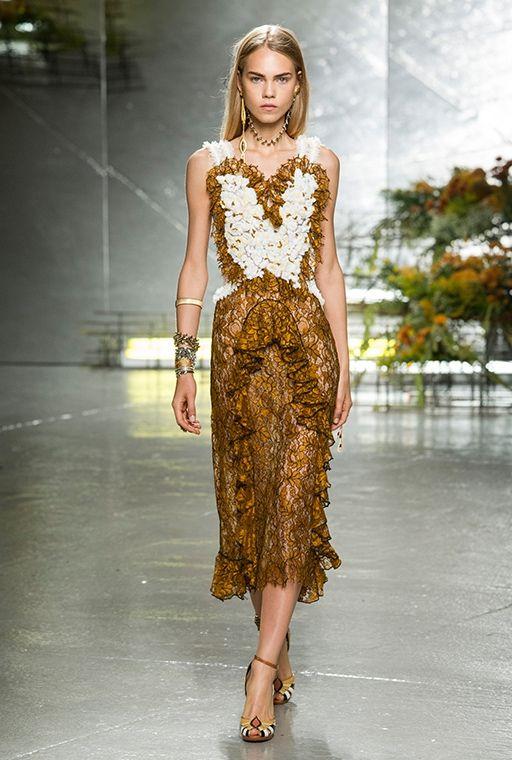 Нью-Йоркская неделя моды: Rodarte, весна-лето 2017, Buro 24/7