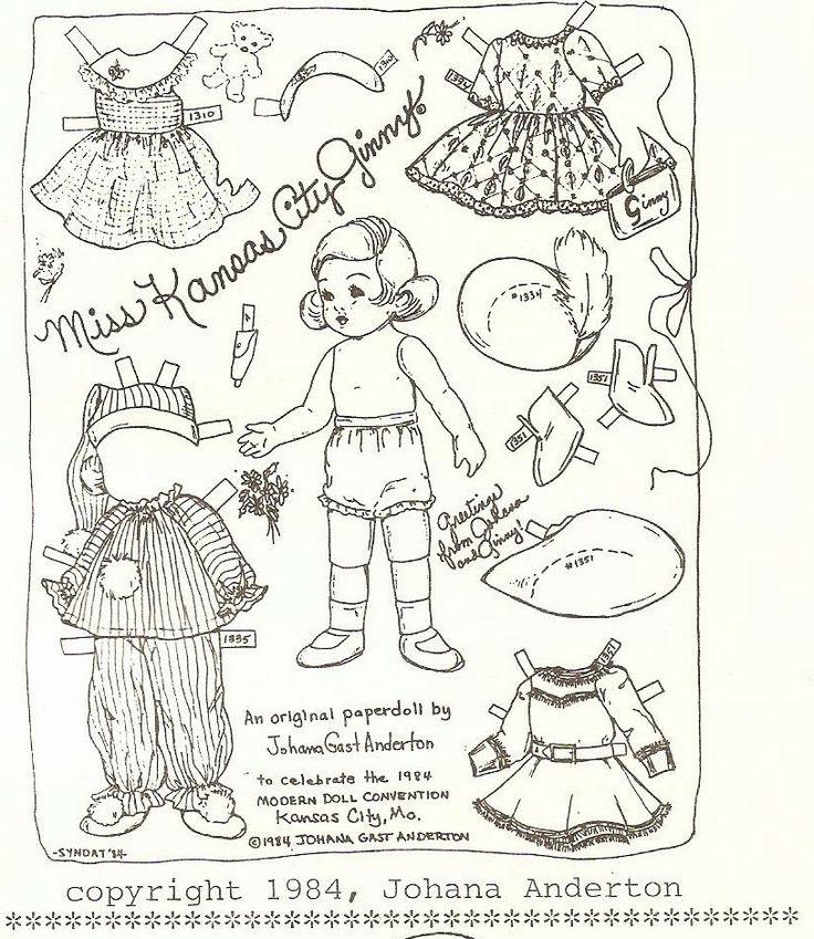 Miss Missy Paper Dolls 1500 Free Arielle Gabriels The International Doll Society