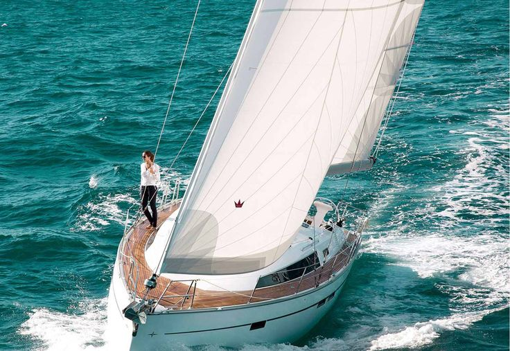 Geniet van een aangename dag zeilen met een luxe zeiljacht op Rhodos | Enjoy the pleaseure of sailing with a luxury sailingyacht in Rhodes | Sail in Greece Rhodes | sail-in-greece.net