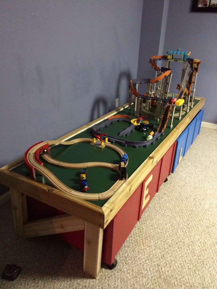 Model Train Tables : Best ideas about train table on pinterest play