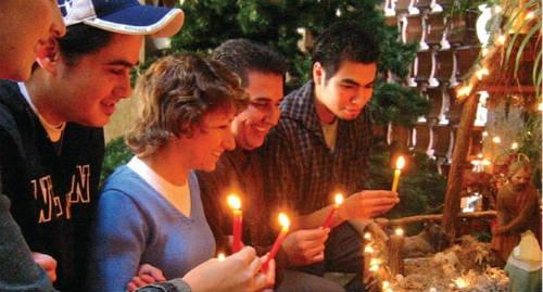 Tradiciones Decembrinas: Posadas: Tradiciones Decembrinas