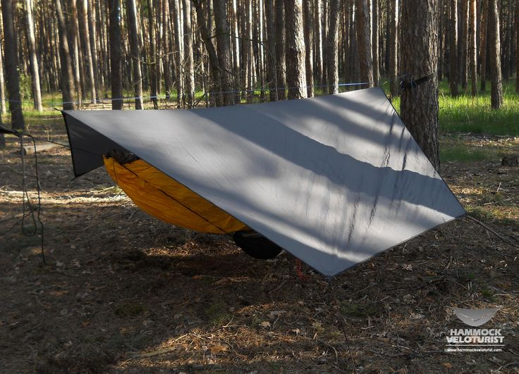 Пеший поход в лес #hammockveloturist  Туристический гамак палатка  www.hammockveloturist.com