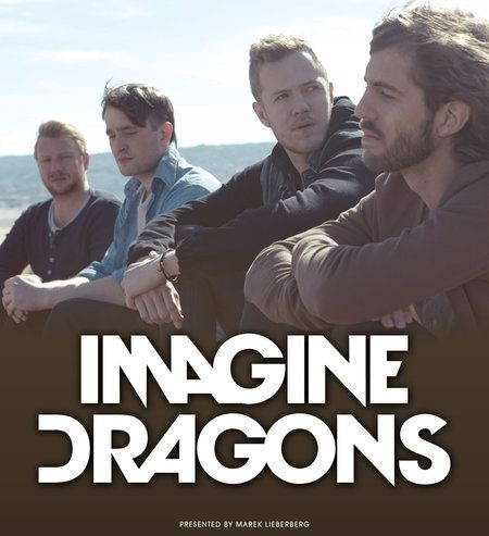Imagine Dragons - 'Amsterdam', 'Demons', 'Tiptoe', 'Nothing Left to Say/Rock's, 'The River', 'Bleeding Out', 'Hear Me', 'It's Time', and 'Every Night'