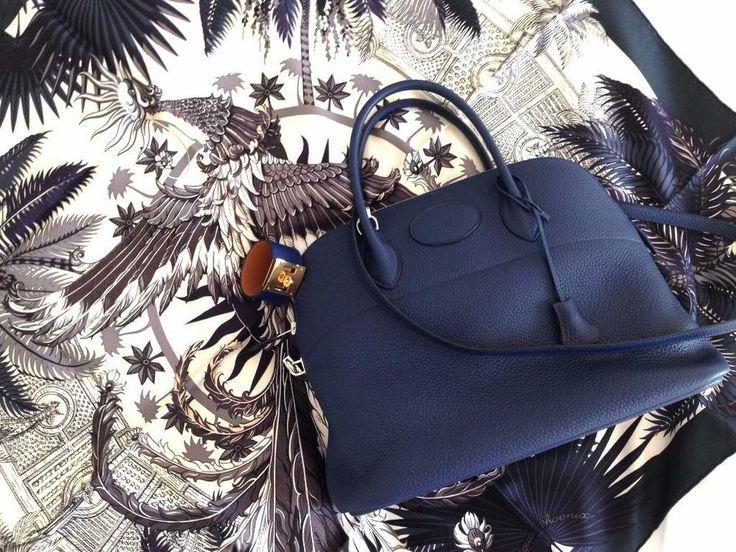 hermes inspired - hermes weekend bags bolide black plum medium