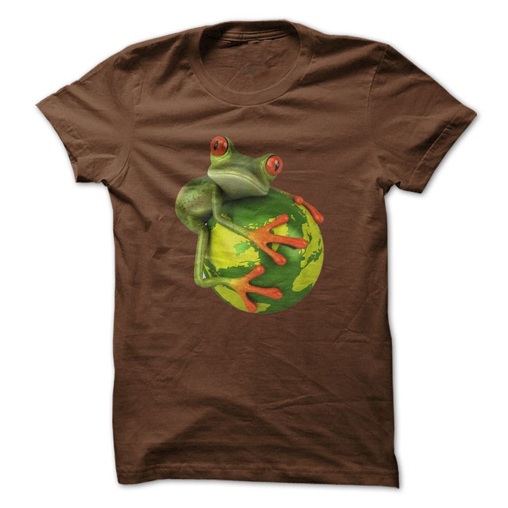Frog Protects The World T-Shirt | DonaShirts.com - Dare To Be Tshirts, Hoodies And Custom