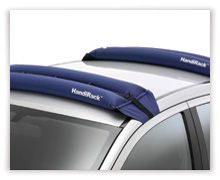 The world's first inflatable roof rack is simple to use, installs in minutes, and doesn't require any tools for assembly. Use in the summer or winter (or anytime) to transport your paddleboard, surfboard, kayak, or snowboard. It can also carry cargo but that's not as much fun.