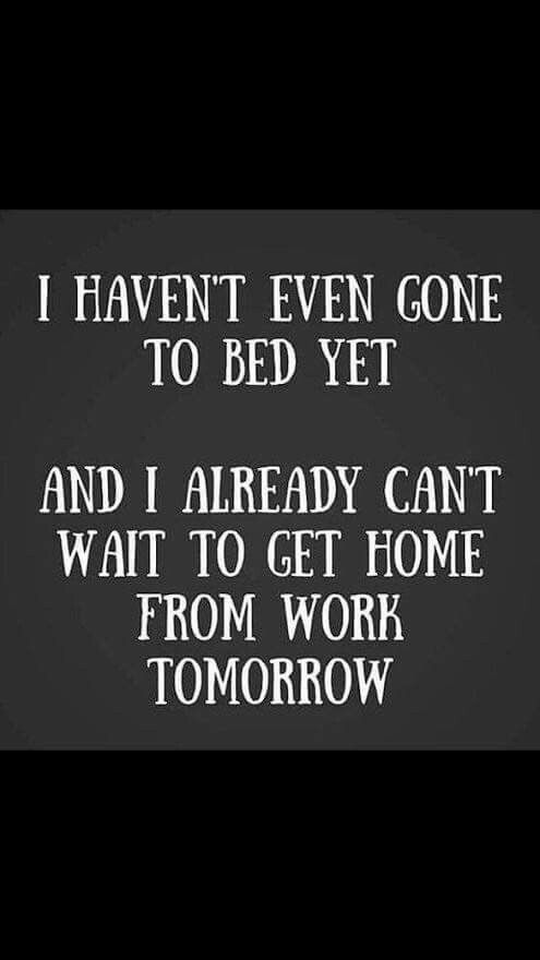 Especially if it leads us faster to next Tuesday!!