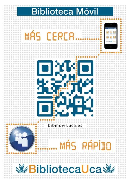 Web móvil de la Biblioteca