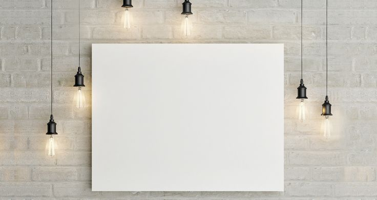 For any occasion I receive presents, just know that I can never have enough blank canvases :)