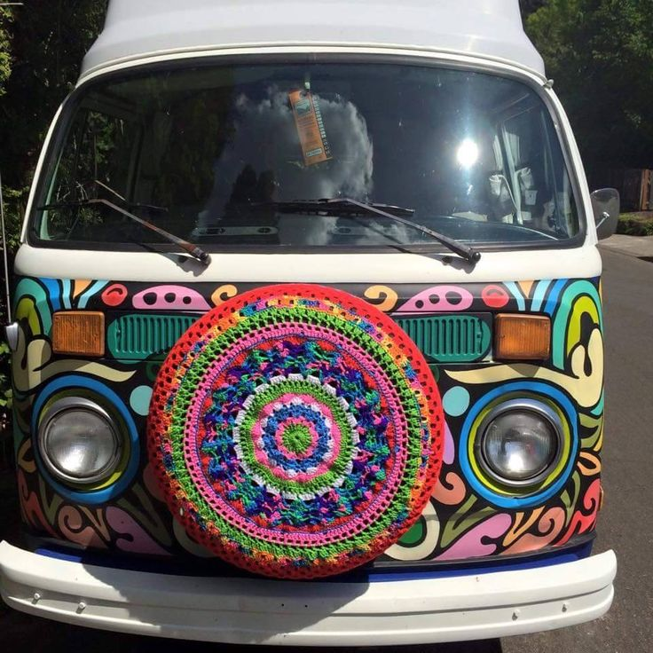 30 Best Crocheted Spare Tire Cover Images On Pinterest