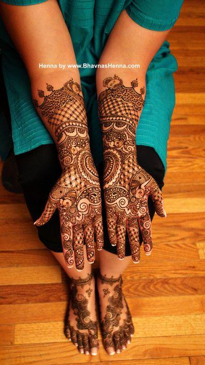 Mehndi Maharani Finalist: Bhavna's Henna And Arts http://maharaniweddings.com/gallery/photo/26959