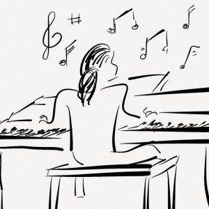 piano-sketch