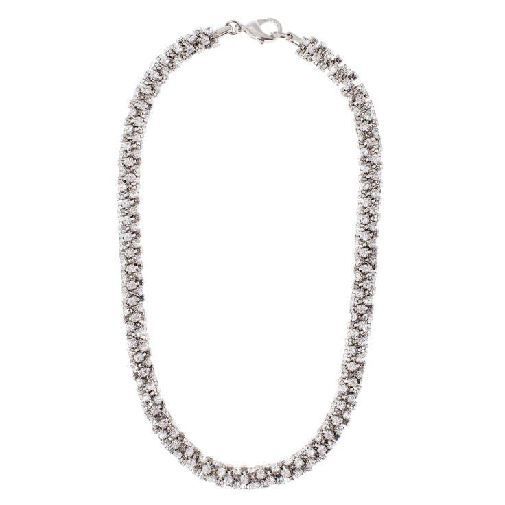 VIVIEN CRYSTAL necklace