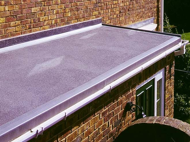 Flat Roofs & Flat Roof Insulation | Everest