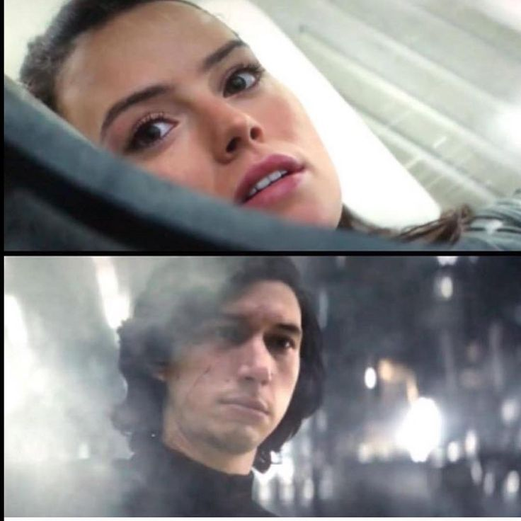 """14 Likes, 1 Comments - Reylo Fangirl for Life (@reylo_is_goals) on Instagram: """"I love how he was the first thing she saw when she arrived #reylo #starwars #reylotrash…"""""""