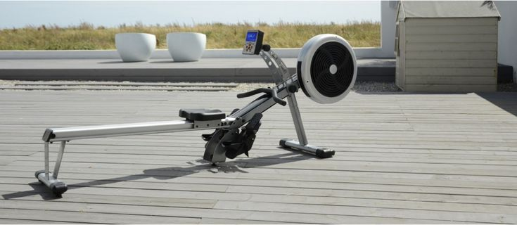 JTX Freedom Air Rowing Machine | Rower Outside