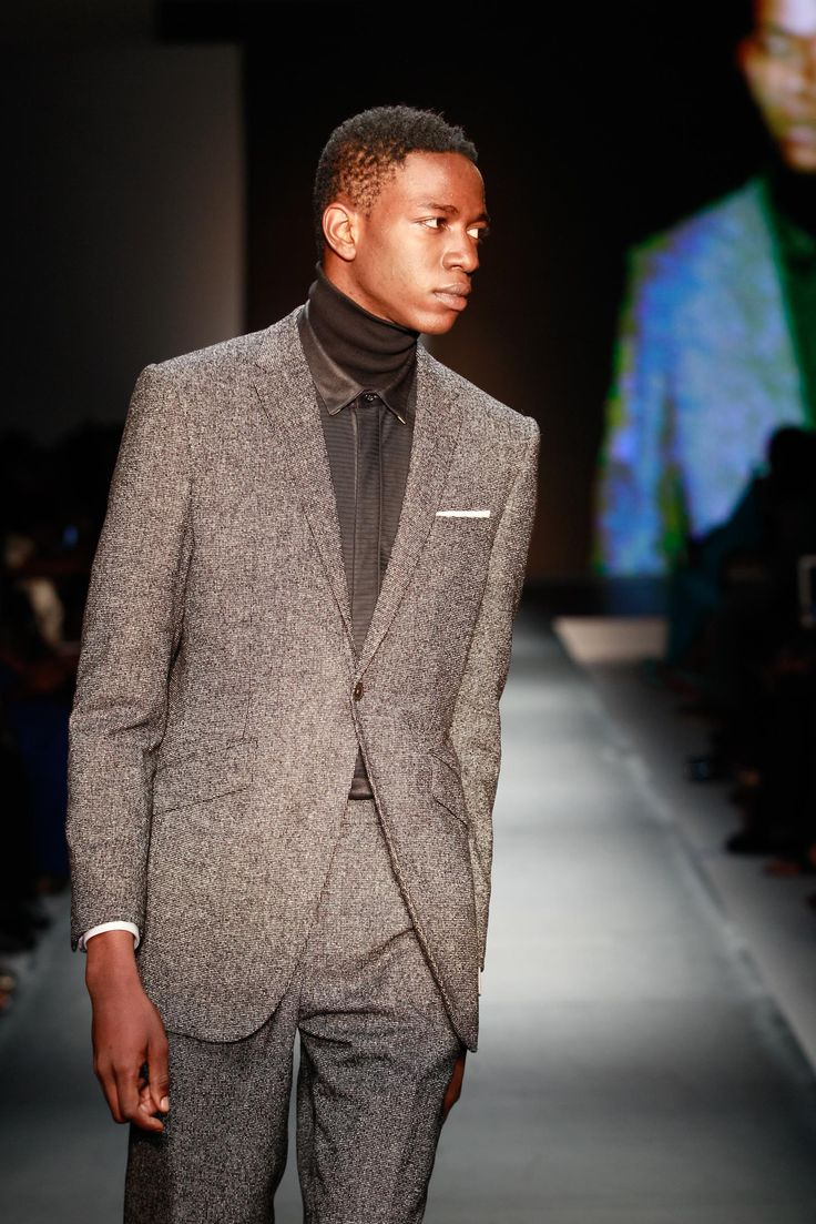 Ozwald Boateng - Arise Fashion Show March 2011 - Lagos