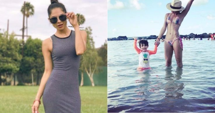 Alejandra Espinoza muestra su cuerpo durante sus vacaciones en Puerto Rico #Farándula #AlejandraEspinoza #modeloypresentadora