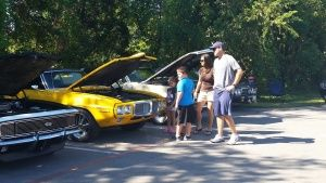 Round Rock, Texas car show at Centennial Plaza, 10 a.m. to 1 p.m.! #Texas #thingstodo
