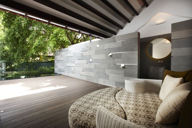Cairnhill Road Conservation Terrace House // RichardHO Architects