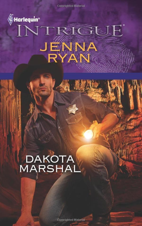 Dakota Marshal: Jenna Ryan: 9780373695652: Amazon.com: Books