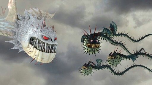 Screaming Death And The Whispering Deaths How To Train Your Dragon Pinterest Ojays