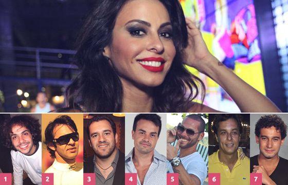 Após boatos de affair com Neymar, relembre os namoros de Alinne Rosa.  http://glo.bo/1qqC037 . iBahia